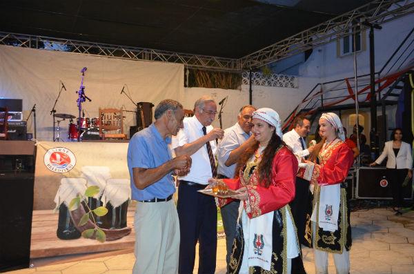 OZANKÖY PEKMEZ FESTİVALİ BAŞLADI