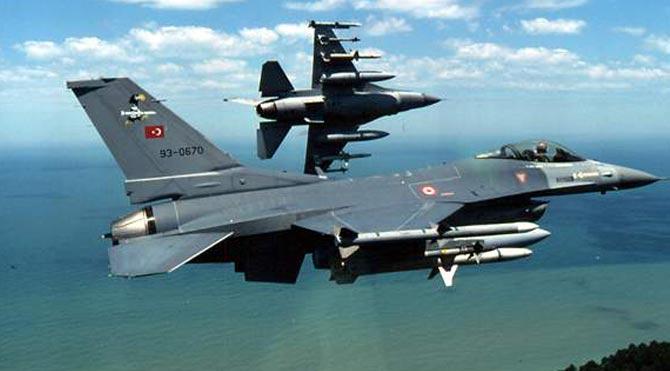 Türkiye'den IŞİD'e Karşı Operasyon!