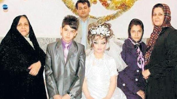 14 yaşındaki erkekle 10 yaşındaki kızı evlendirdiler!