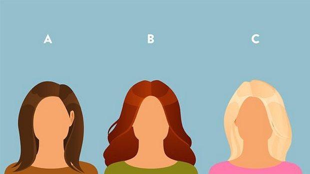 Saçınızı ayırdığınız taraf kişiliğinizi ele veriyor! Test edin: