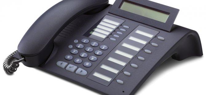 HAFTA SONU BAZI BÖLGELERİN TELEFON VE ADSL HATLARI KESİLECEK