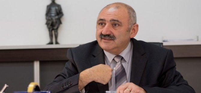 """""""NUFFEL GÖRÜŞME MASASININ TARAFI DEĞİL"""""""