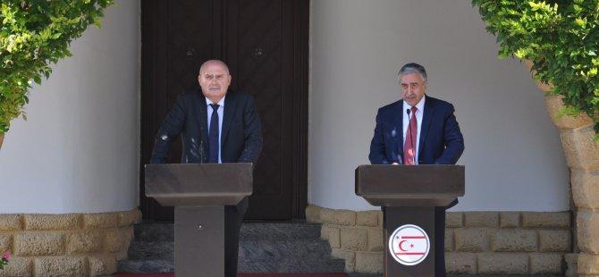 """""""SAMİMİYETLE ÇÖZÜM İSTİYORUZ"""""""