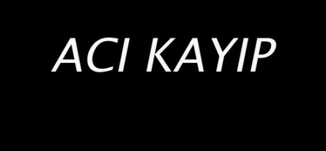 GİRNE'DE ACI KAYIP!