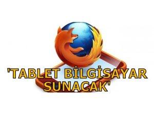 TABLET BİLGİSAYAR SUNACAK!