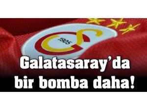 GALATASARAY'DA BİR BOMBA DAHA!