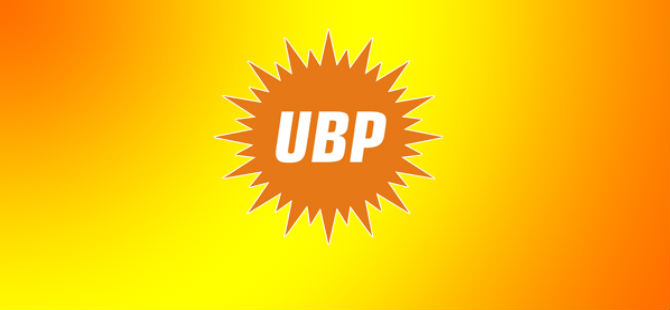UBP'DE BÜYÜK ŞOK!