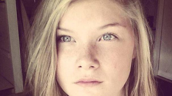 15 yaşındaki kız şok etti
