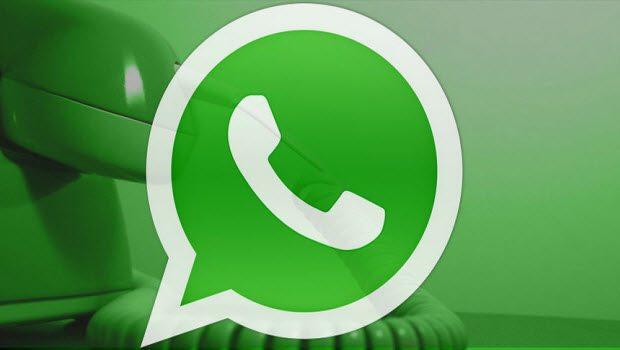 WhatsApp'tan mesaj uyarısı