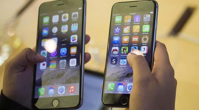 iPhone 6S için yaptığına inanamayacaksınız