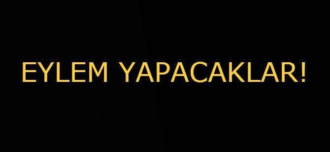 """""""BAĞIMSIZ KIBRIS"""" EYLEMİ…"""