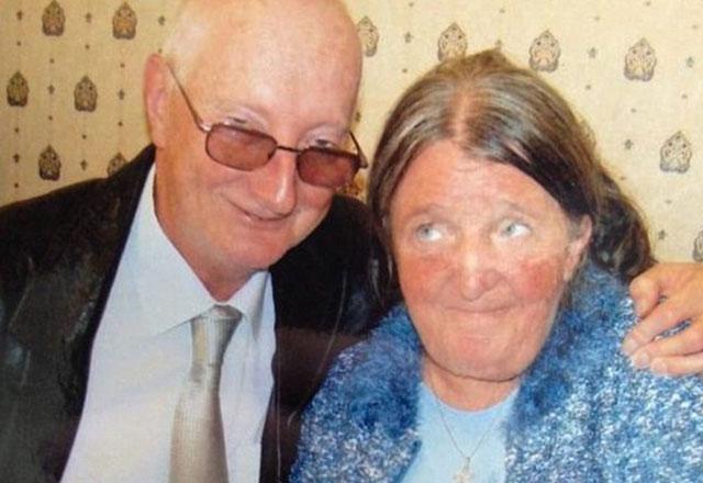 Yaşlı çift yanlışlıkla birbirini öldürdü