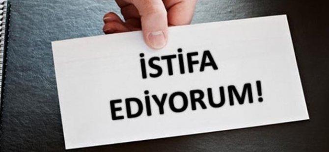 UBP'DEN TOPLU İSTİFA!