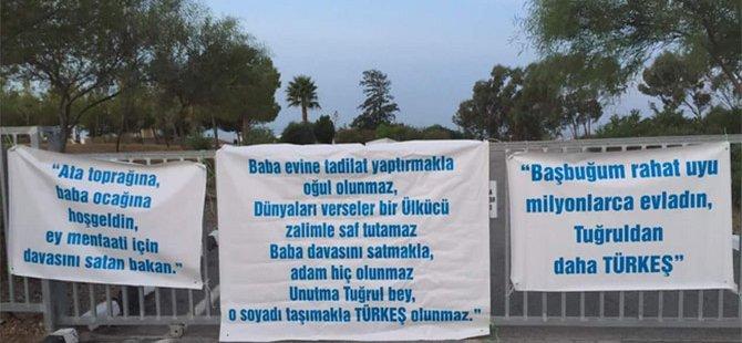 TÜRKEŞ'E PROTESTO!