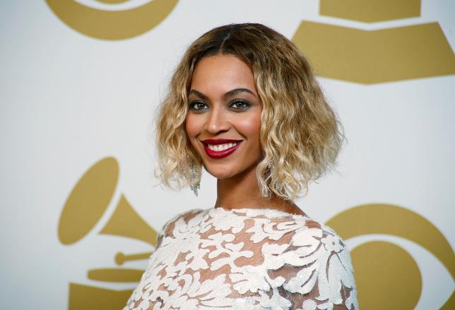 Beyonce'dan Linet'e jest