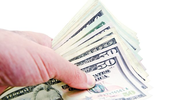 Dolarda bayram rekoru