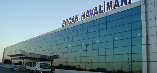 ERCAN DEVLET HAVA LİMANI'NDA