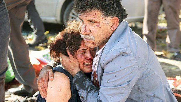 ANKARA'DAKİ HAİN SALDIRISIYLA İLGİLİ BOMBA İDDİA!