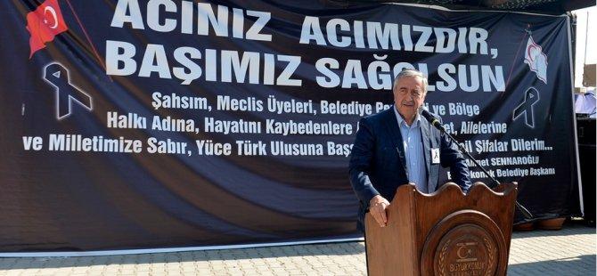 """""""HALKIMIZ BİZİM VERDİĞİMİZ MESAJLARI DİKKATE ALSIN"""""""