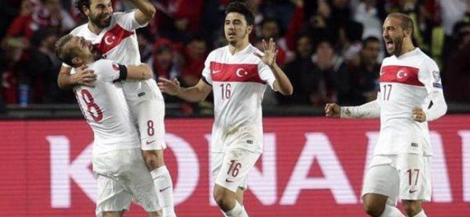 MUCİZE GERÇEK OLDU!TÜRKİYE EURO 2016'DA!