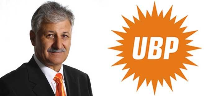 UBP'DE ADAYLIKTAN ÇEKİLDİ