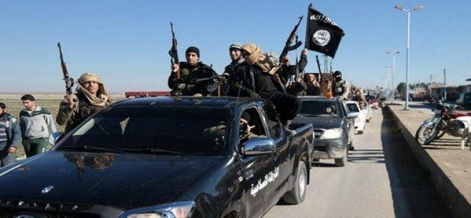 'IŞİD'İN YILLIK PETROL GELİRİ 500 MİLYON DOLAR'