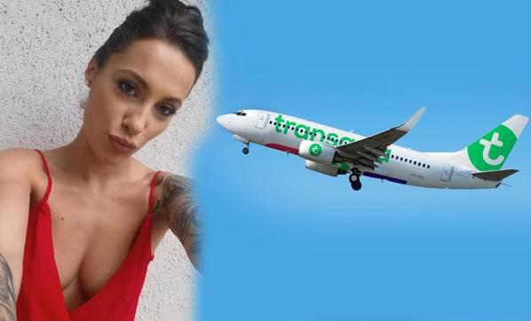 Havayolu Şirketinden Porno Yıldızına Şok!