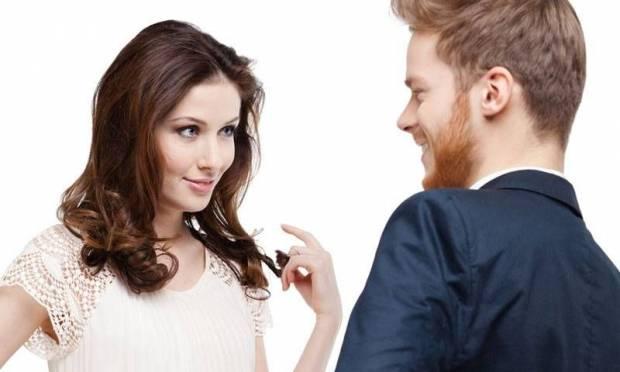 Kadınlar hoşlandıklarını nasıl belli ederler?