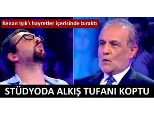 KENAN IŞIK'I HAYRETLER İÇERİSİNDE BIRAKTI!