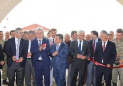 Camii Törenle İbadete Açıldı