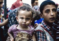 """""""Bazı mülteciler sığınma başvurusu yaptı"""""""