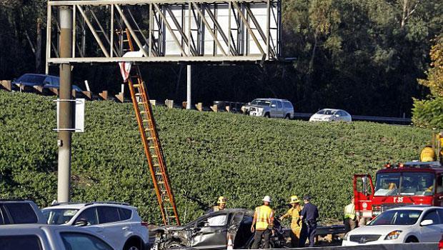 ABD'deki akılalmaz kazada tüyler ürperten detay