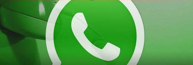 Whatsapp bugünden itibaren...