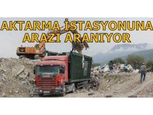 AKTARMA İSTASYONUNA ARAZİ ARANIYOR