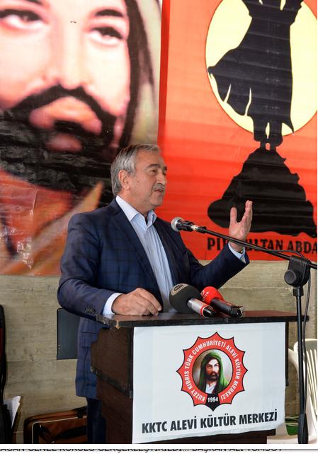 """ALEVİ KÜLTÜR DERNEĞİ, """"AŞURE GÜNÜ"""""""