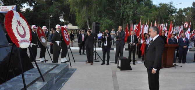 ATATÜRK'ÜN ÖLÜM YILDÖNÜMÜ..