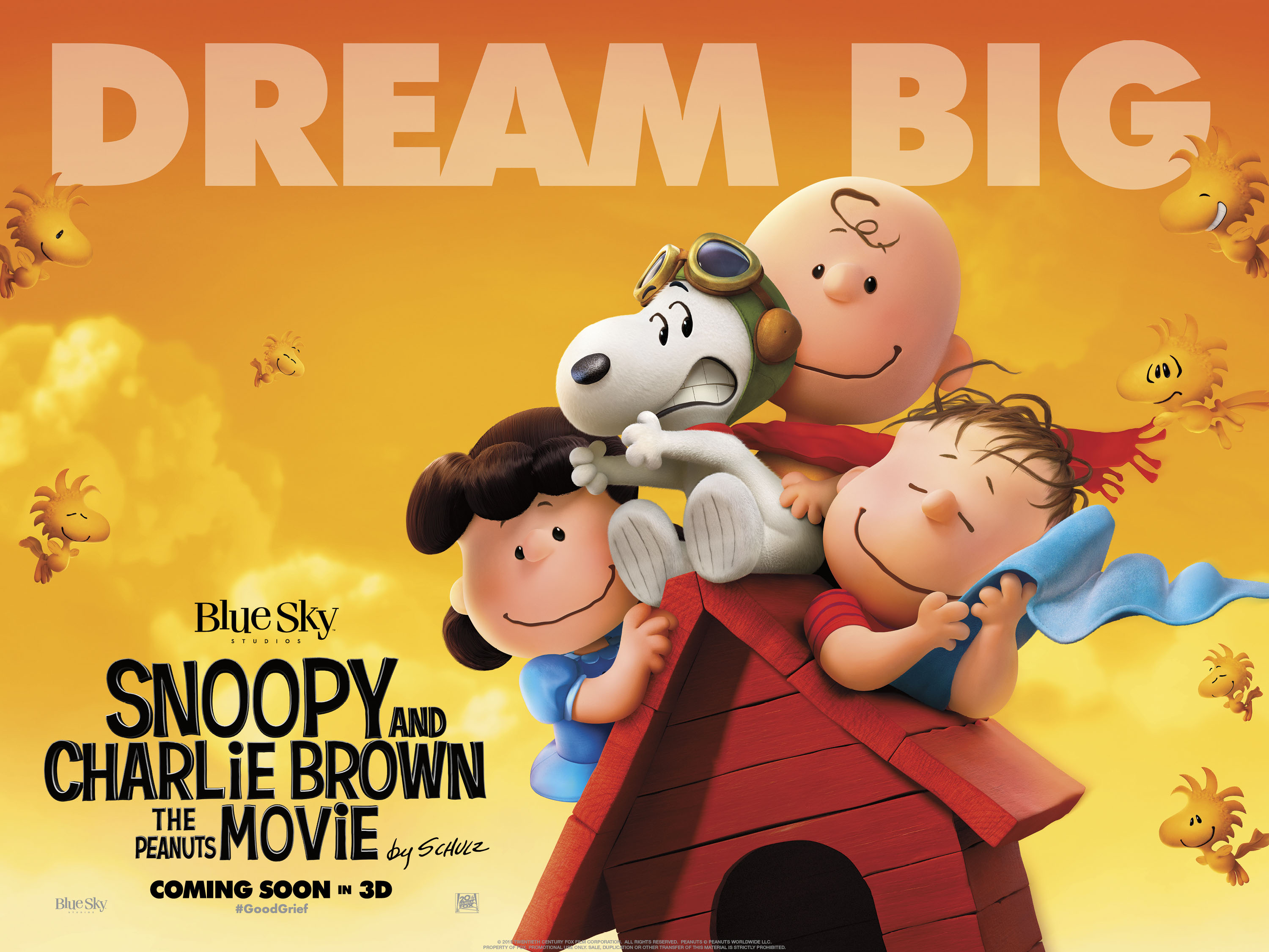 SNOOPY VE CHARLİE BROWN PEANUTS FİLMİ