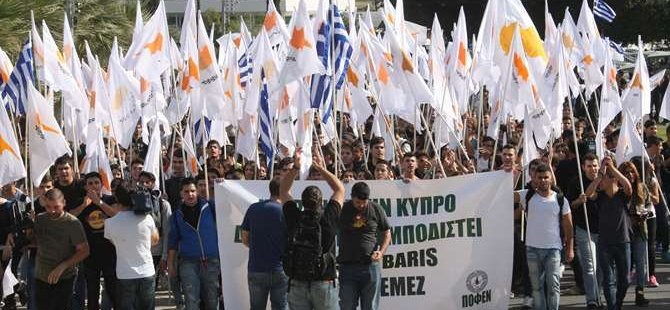 RUM ÖĞRENCİLERDEN BU KEZ 'BARIŞ' MESAJI!
