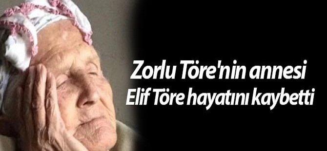 ZORLU TÖRE'NİN ACI GÜNÜ!