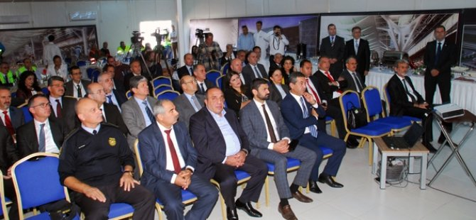 """""""ERCAN PROJESİNİ BİTİRMEDE KARARLIYIZ"""""""
