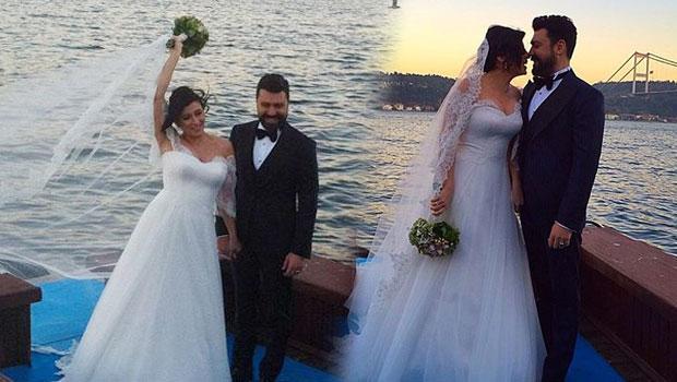 Bülent Emrah Parlak Evlendi