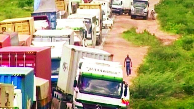 Ülkemizdeki sabah trafiğinden beteri var