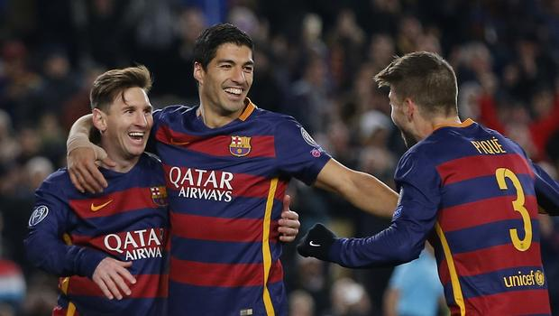 Barcelona Roma'ya gol yağdırdı!