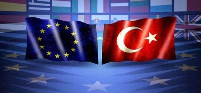 AB'DEN TÜRKİYE'YE VİZE ŞARTI; KIBRIS CUMHURİYETİ'Nİ TANIYIN!