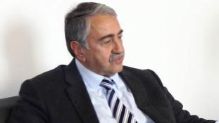AKINCI FRANSA'NIN LEFKOŞA BÜYÜKELÇİSİ'Nİ KABUL ETTİ