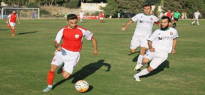 BAF CANI İÇİN KAZANDI..!(2-0)