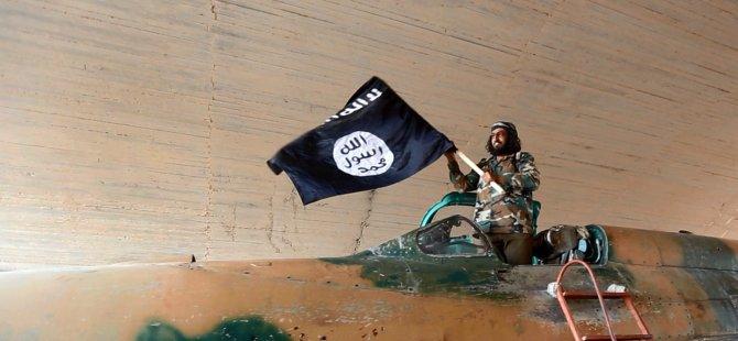 İNGİLTERE KIBRIS'TAN IŞİD'İ BOMBALIYOR
