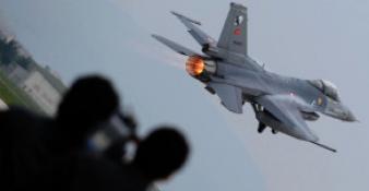 İngiltere Suriye'de ikinci saldırısını gerçekleştirdi