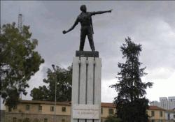 """""""DRAGOS HEYKELİNİ BOMBALAYAN AKRİTAS ÖRGÜTÜYDÜ"""""""