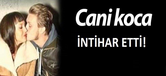 VAHŞİCE ÖLDÜRÜLEN OLESYA'NIN KOCASI İNTİHAR ETTİ!